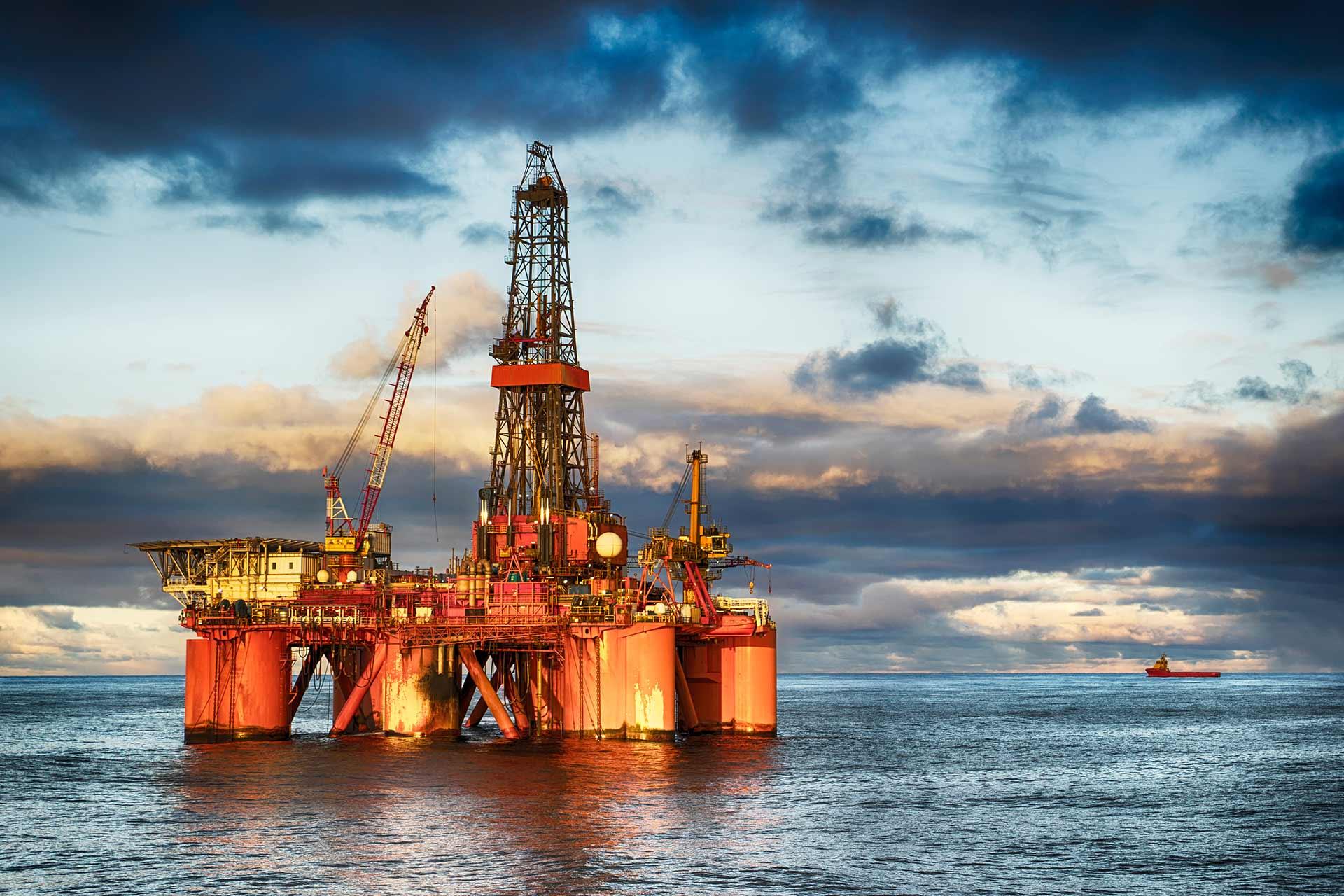 Öl- und Gasindustrie